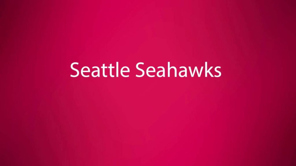How to pronounce Seattle Seahawks