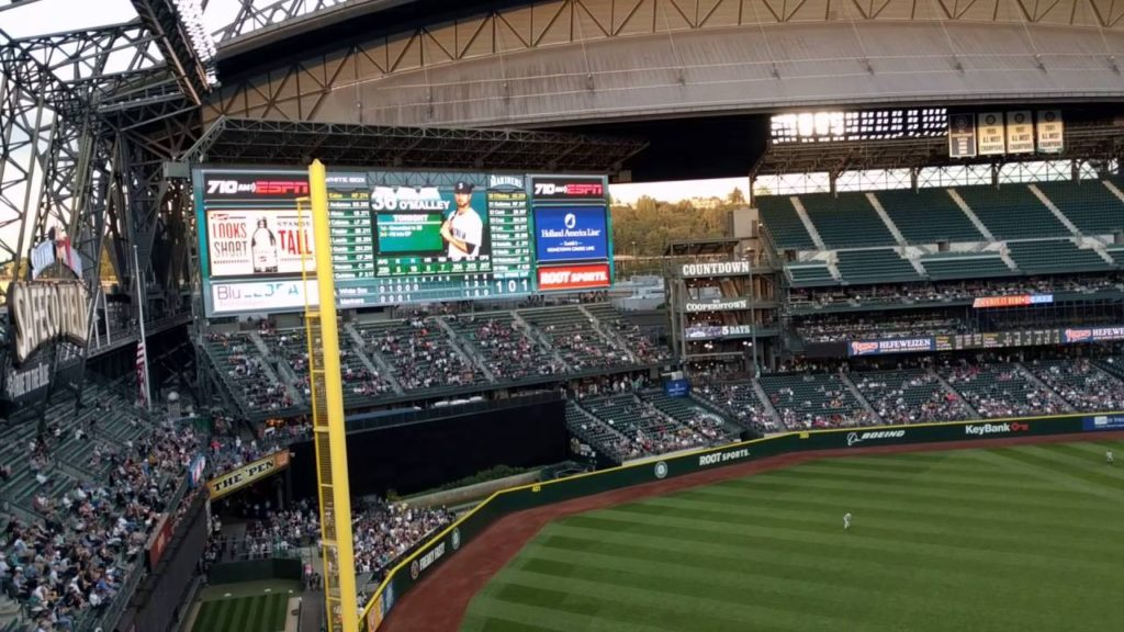 Mariners Game July 19