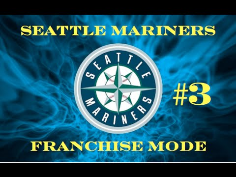 """Seattle Mariners MLB The Show Franchise Mode #3!!! """"Cano is on a different planet!"""""""