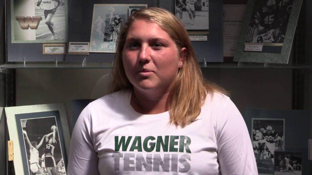 Getting To Know Your Seahawks: Women's Tennis Freshman, Melanie Post