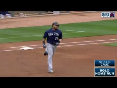 MLB | Highlights: Cruz boosts Mariners over Twins