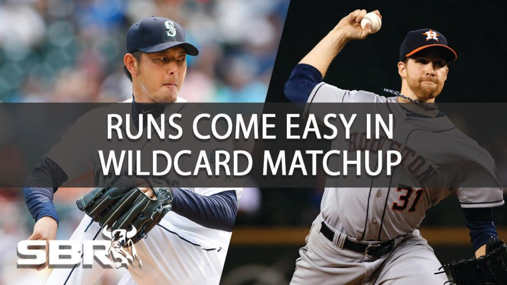 Betting Edge Lies With Totals When Mariners-Astros Collide