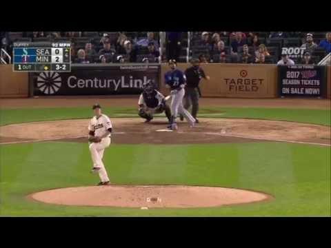 MLB | Highlights: Twins edge the Mariners