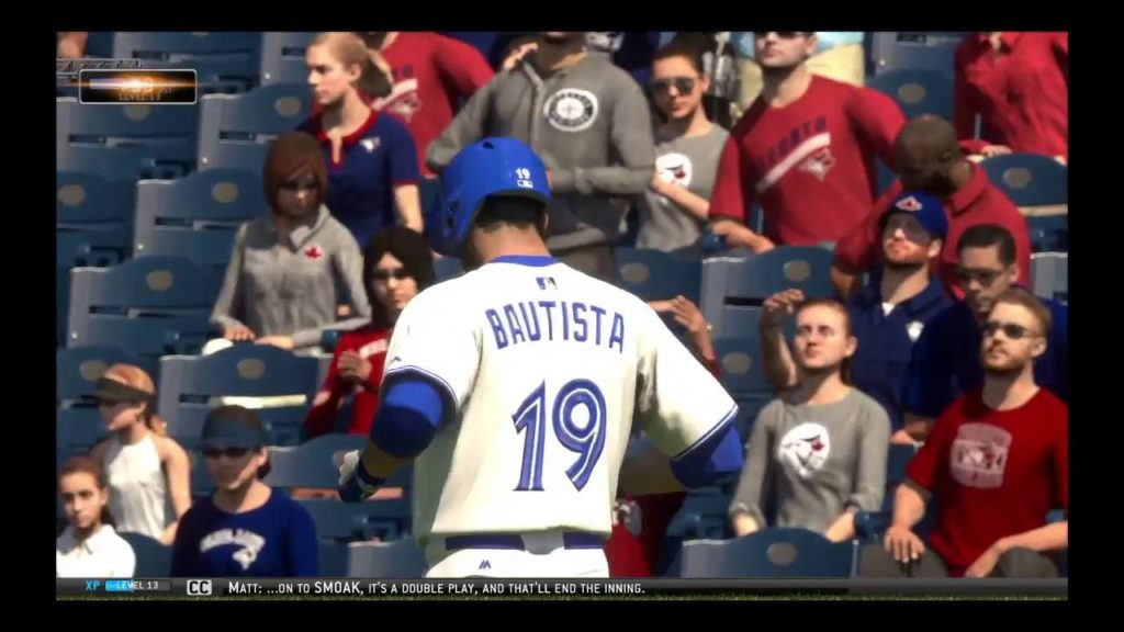 Toronto Blue Jays vs Seattle Mariners|MLB 14 The Show