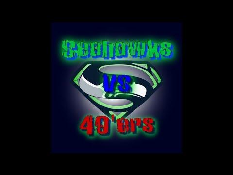 Seahawks vs 49'ers | 1st Half | 9-25-16 | Condensed Game  | NFL | Hendrics