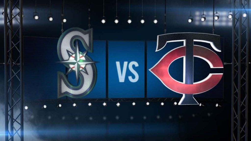 9/23/16: Mariners use six-run 7th to rout Twins