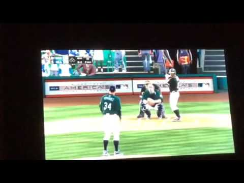 MLB The Show 16 Athletics at Mariners Episode #1