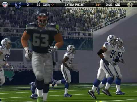 Seattle Seahawks Franchise Year 3 {Week 13, Vs. Colts} (Madden NFL 15 Mod)