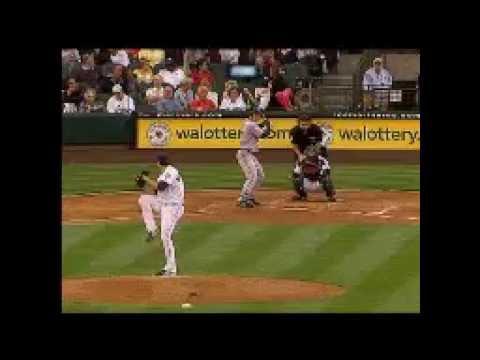 2008 Rays: Gabe Gross hist solo homer vs Mariners (8.9.08)