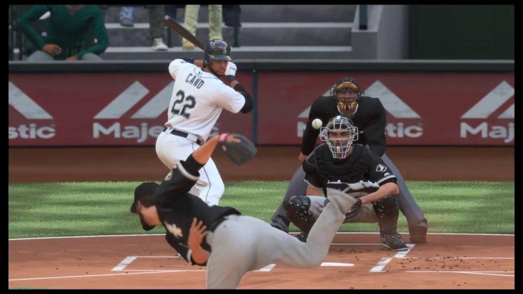 White Sox VS Mariners :July 18 (MLB The Show16 /Franchise)