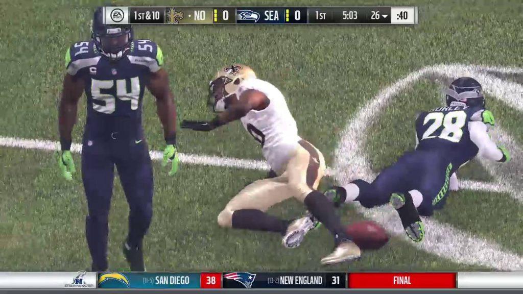 Madden 17 CFM NFC Championship FULL GAME: Seattle Seahawks (12-4) vs. New Orleans Saints (8-6-2)