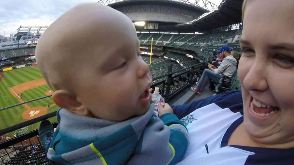 Seattle Mariners vs Texas Rangers at Safeco Field: September 7th, 2016