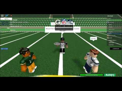 Packers vs Seahawks part 3 (NFL LEGENDS)