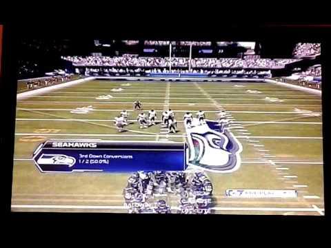 Madden 16: Seahawks vs Bears