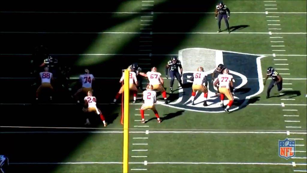 49ers @ Seahawks – All 22 Breakdown – Frank Clark