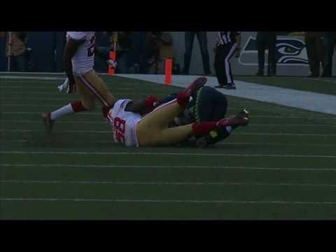 Seahawks' Wilson Knee injury likely not serious