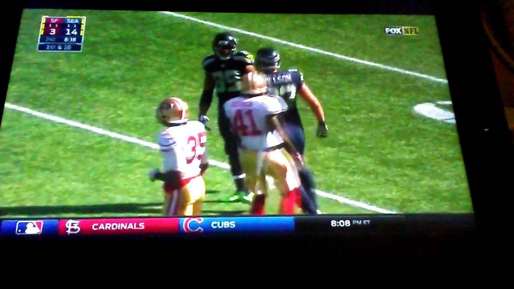 Seahawks vs 49ers Highlights
