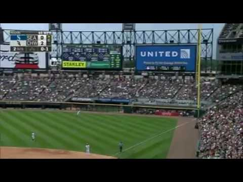 Seattle Mariners Cano HR 8/28/16