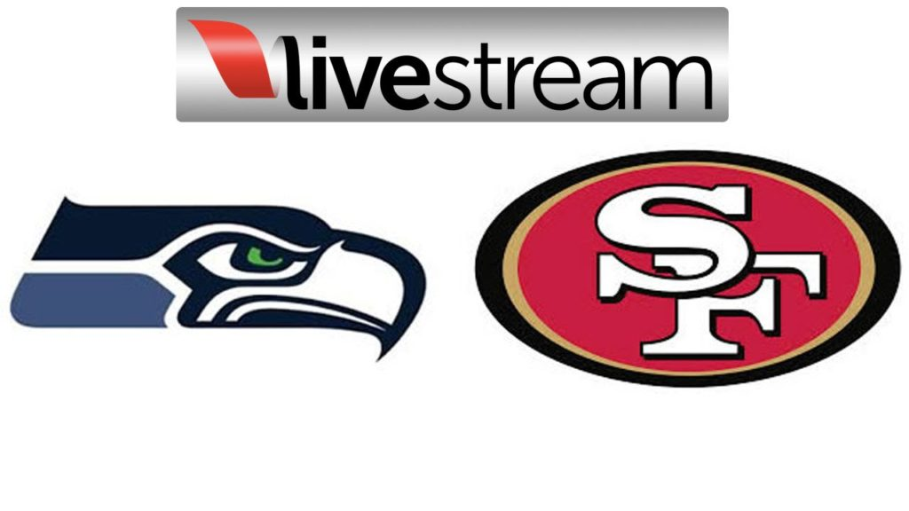 Seahawks VS 49ers LIVE STREAM