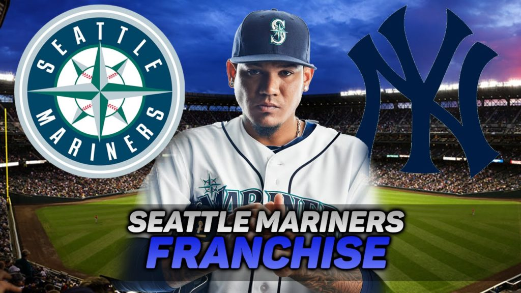 MLB The Show 16: Seattle Mariners Franchise – Jackie Robinson Day – 2 – Y1