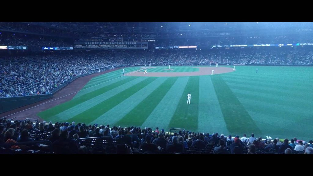 Seattle Mariners, Safeco Field.