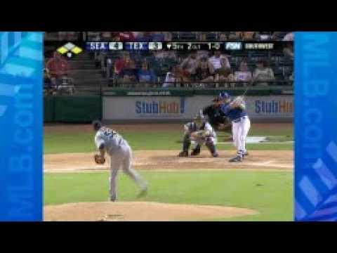 MLB Season 9/1/08: Mariners at Rangers