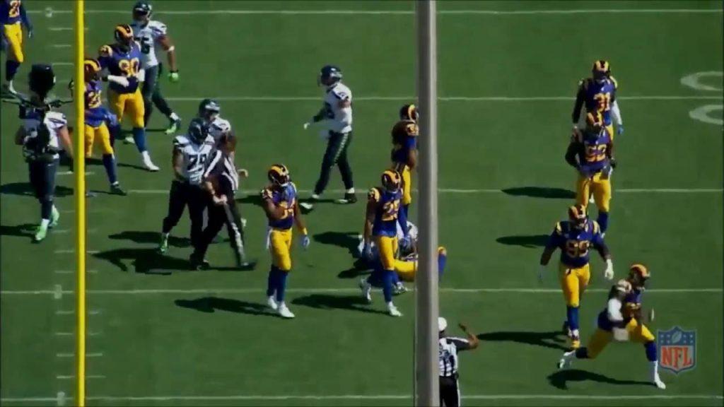 Seahawks vs Rams – All 22 Breakdown – Thomas Rawls stopped