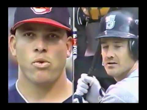 2001 ALDS Mariners Indians Gm 4 Top 7th