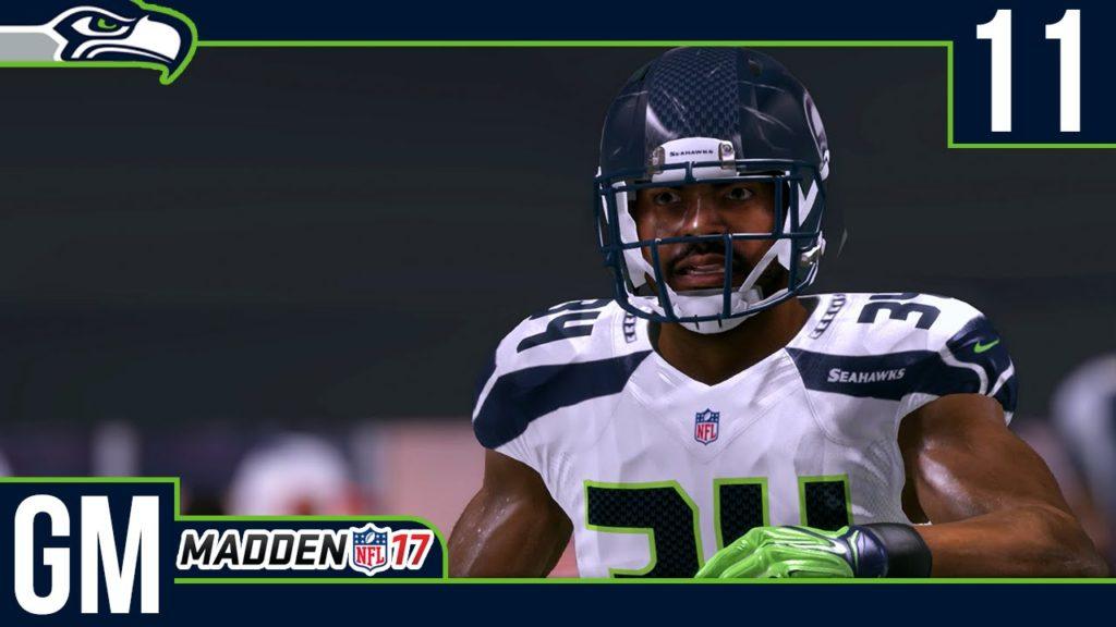 Madden NFL 17 Owner Mode (Seattle Seahawks) [Deutsch/60FPS] #11 Auf gegen die Besten!