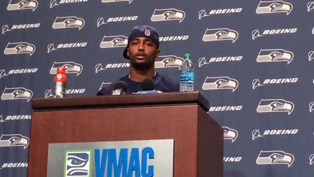 Seahawks Doug Baldwin Demands All 50 States Review Their Police Training Policies