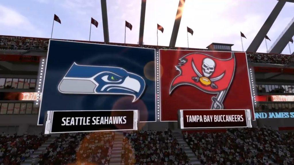 DOUBLE DUTY | Seahawks Franchise | Madden 17 vs Buccaneers