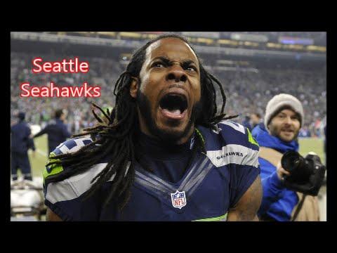 Madden Ravens vs. Seahawks Gameplay