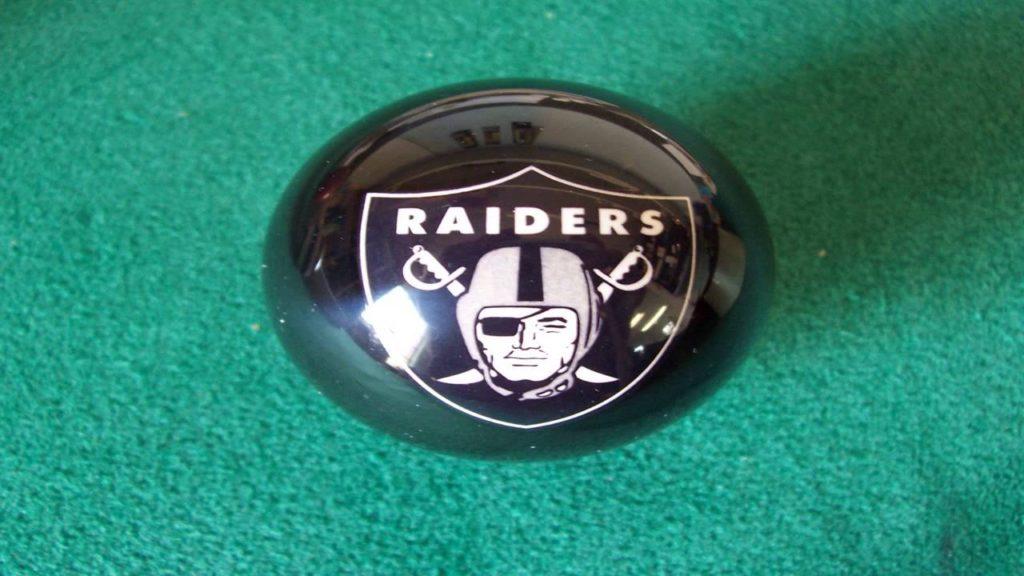 NFL Seattle Seahawks Billiard Cue Ball
