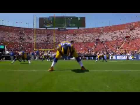 Wired: Todd Gurley vs Seahawks 2016
