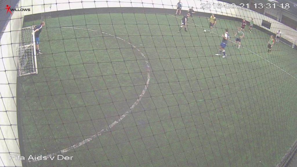 271719 Arena3G Willows Sports Centre Cam8 Fifa Aids v Derby Seahawks Arena3G Willows Sports Centre