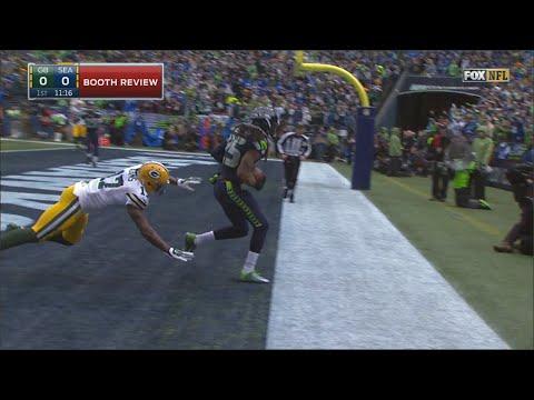 2015 NFL NFCC Green Bay Packers vs Seattle Seahawks