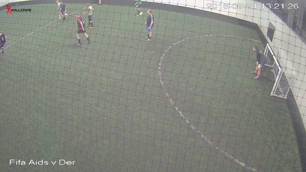 271687 Arena3G Willows Sports Centre Cam7 Fifa Aids v Derby Seahawks Arena3G Willows Sports Centre