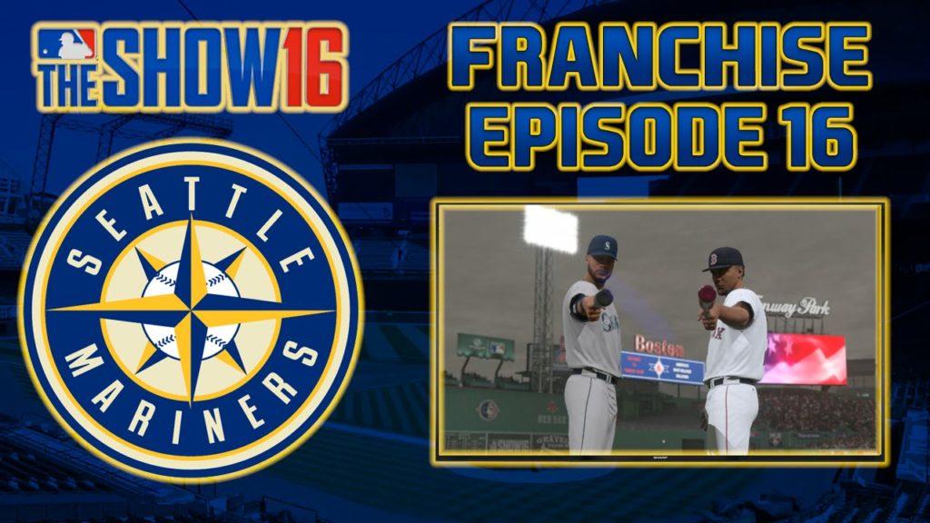 MLB The Show 16 Franchise: Seattle Mariners Ep. 16 | Rain Day Baseball
