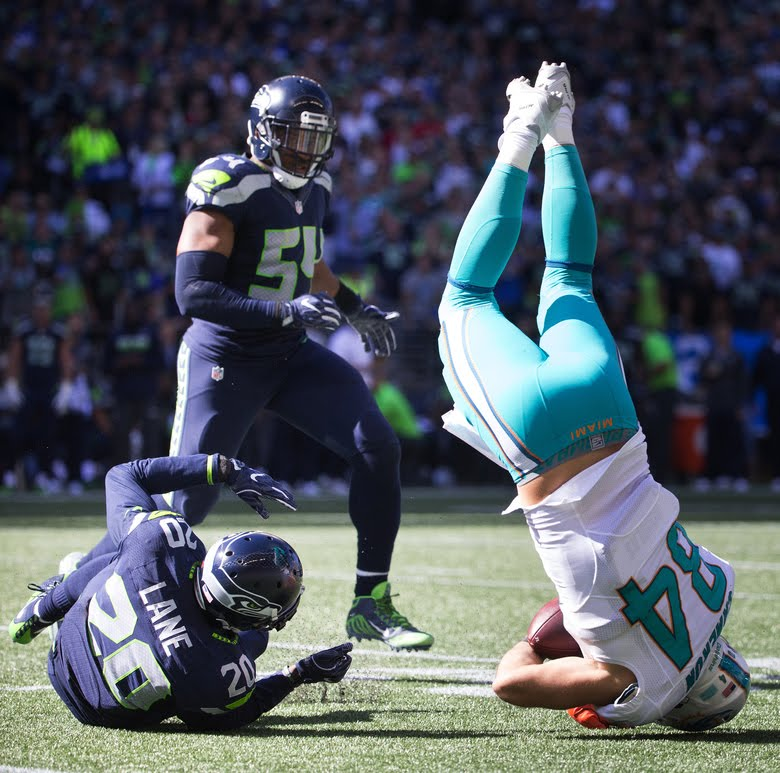 Seattle Seahawks vs Miami Dolphins Full Game | NFL 2016 Week 1 – 09.11.2016