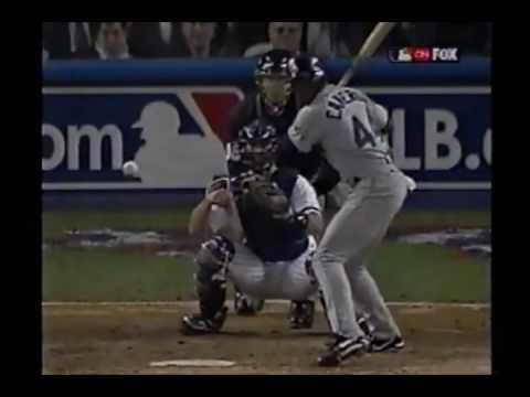 2001 ALCS Yankees Mariners Gm 3 Top 6th