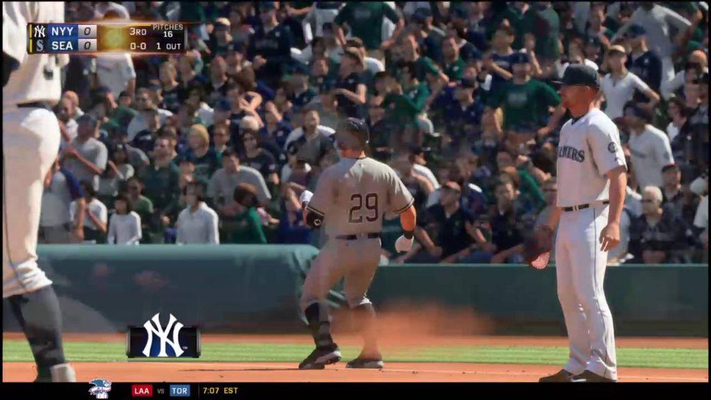 FACING KING FELIX! Yankees (Estrada) @ Mariners (Hernandez) MLB 16 Yankees Franchise Ep.13
