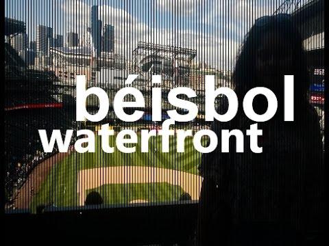 Mariners, waterfront, segunda semana | Seattle vlog #10