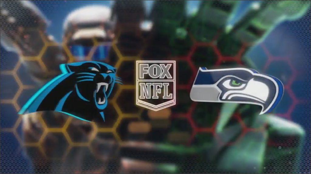 NFL 2015 NFC Div PO Carolina Panthers vs Seattle Seahawks