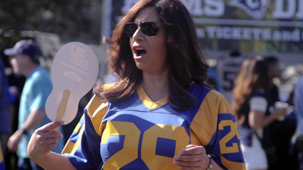 Rams vs Seahawks Fan Fest!