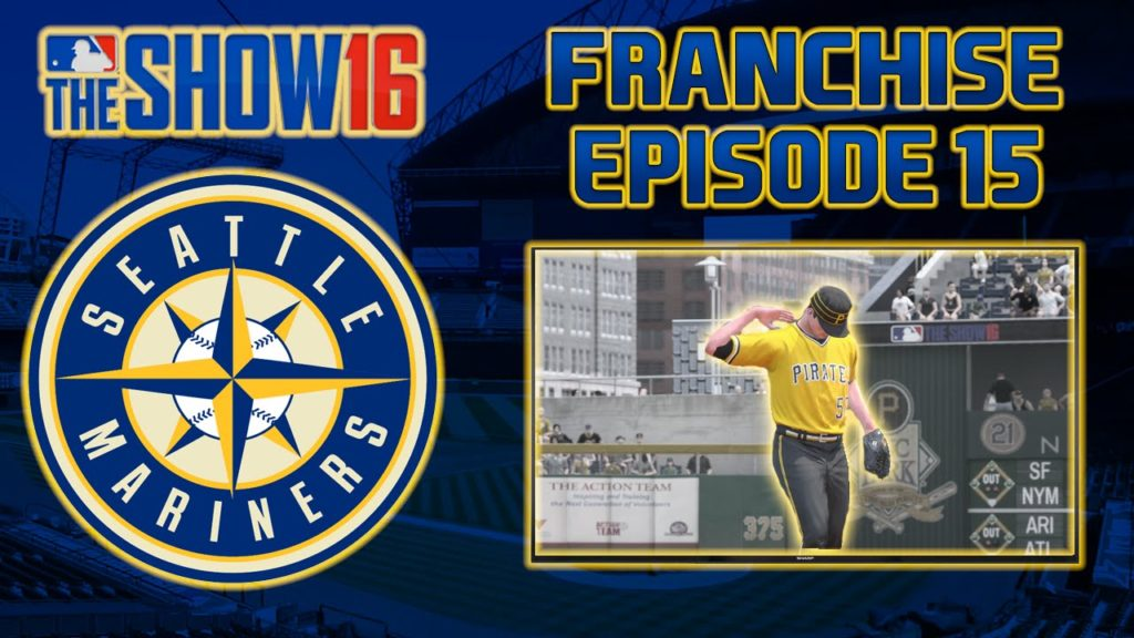 MLB The Show 16 Franchise: Seattle Mariners Ep. 15   We Are Family!!!