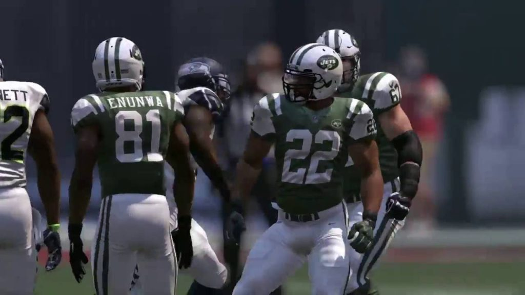 Seahawks @ Jets Week 4 Madden 17 Preview [PS4]