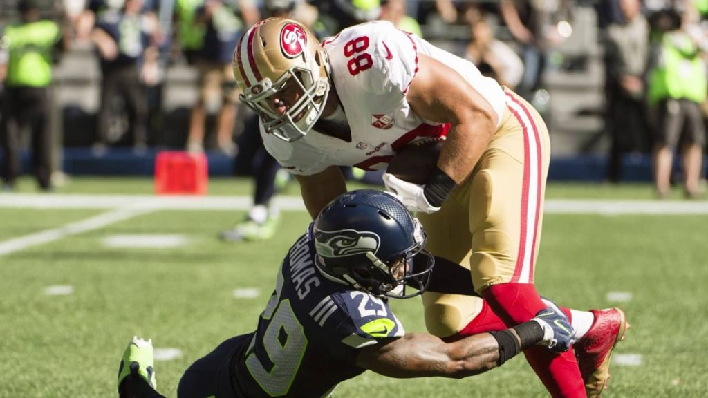 It's time for Kaepernick following 49ers' 37-18 beatdown at hands' of Seahawks