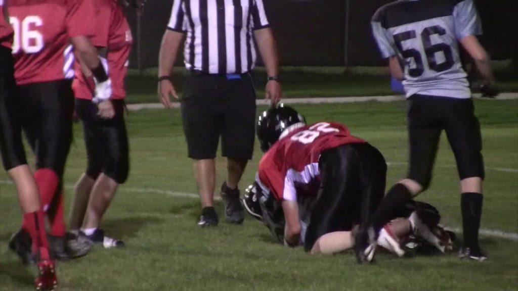 09.19.16 – 7th/8th Grade Badgers vs Seahawks