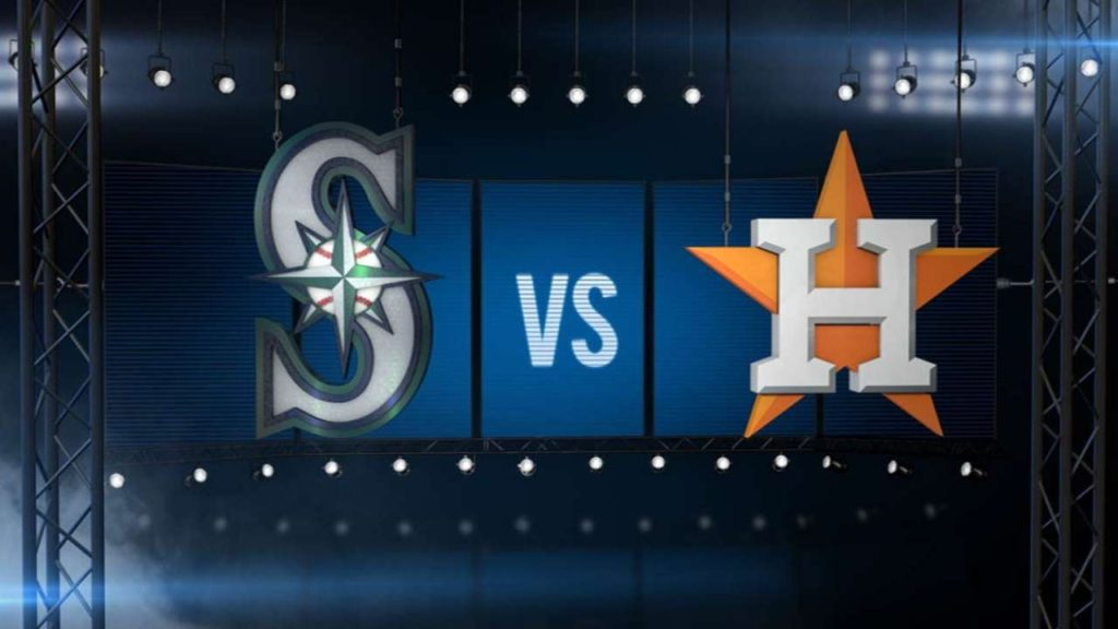 9/28/16: Cano, Seager, Mariners' bats rout the Astros