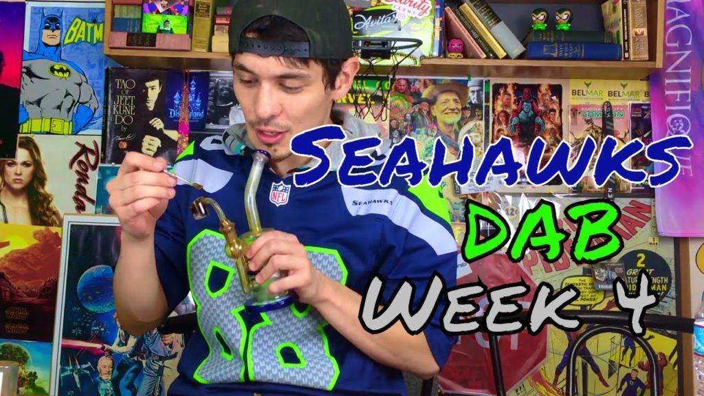 Seahawks Dab Week4 Score Prediction!!